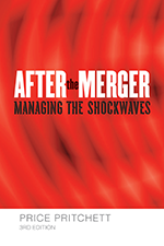 after the merger book