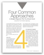 Four Common Approaches
