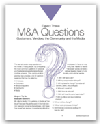 M&A Questions
