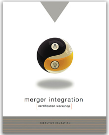 Merger Integration Training