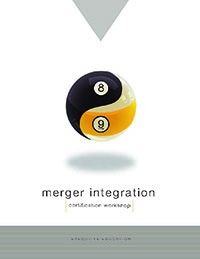 Merger Integration Certification Workshop