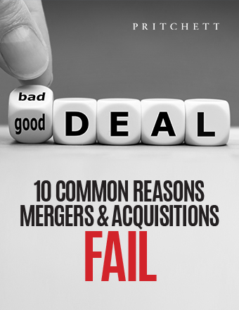 Why Do Mergers and Acquisitions Fail?
