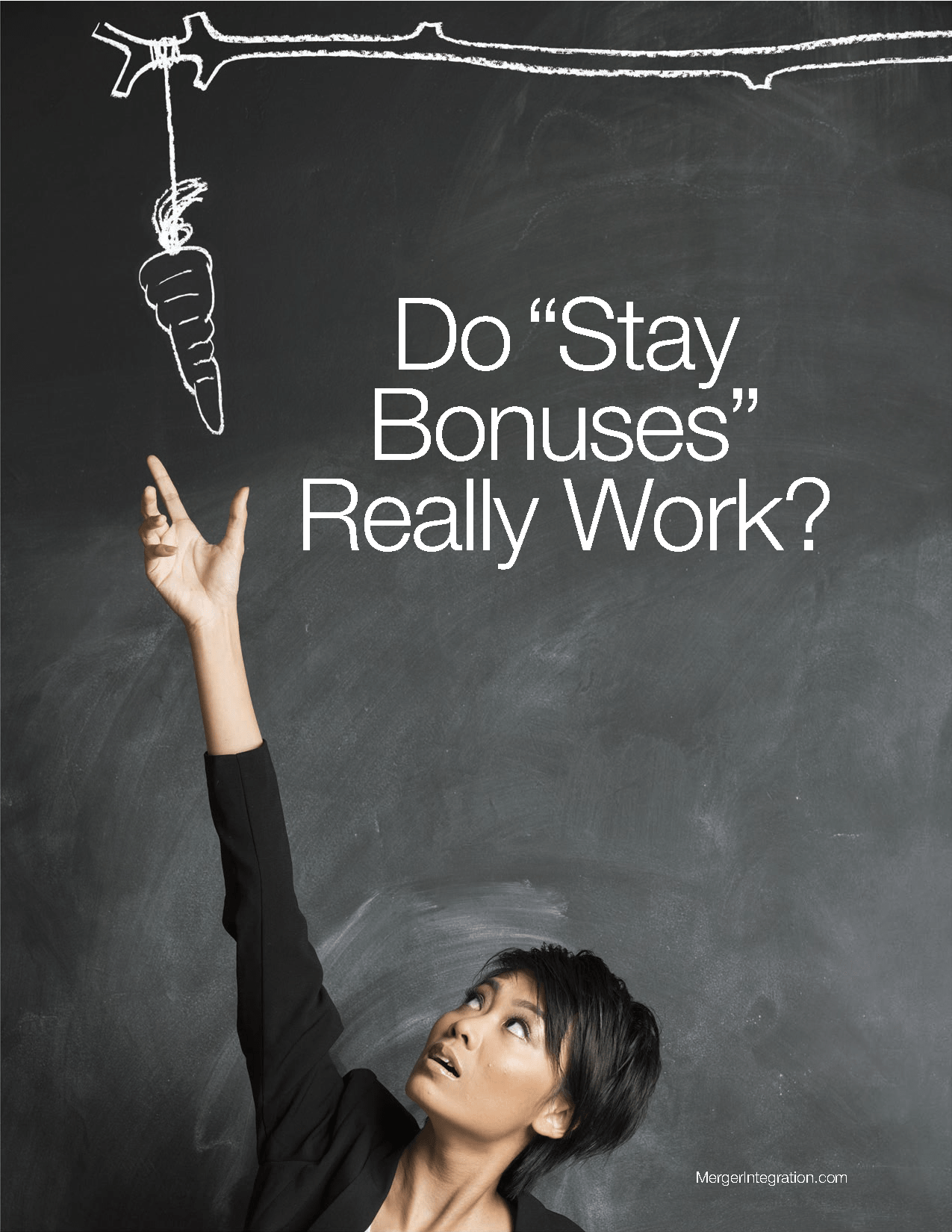 What is a Stay Bonus?