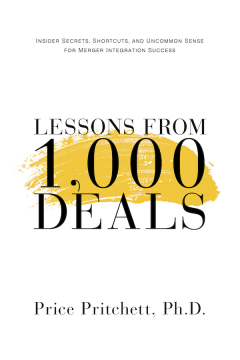 Lessons from 1,000 Deals by Price Pritchett