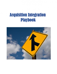 Acquisition Integration Playbook - $100 Million Acquisition