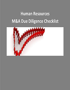 HR Due Diligence Checklist | M&A