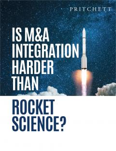 M&A Integration Difficulty