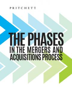 The Phases of Mergers & Acquisitions