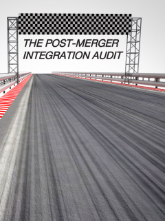 Post Merger Integration Audit