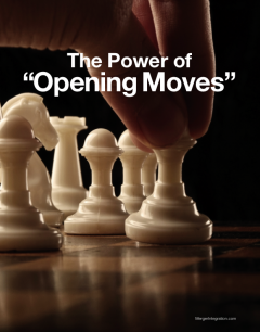 "The Power of ""Opening Moves"""