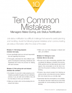 10 common communication mistakes