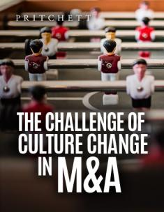 Corporate Culture and M&A