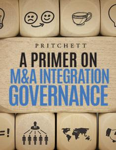 M&A Integration Governance