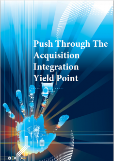 Push Through the Acquisition Yield Point
