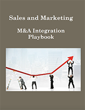 Sales and Marketing M&A Integration Playbook