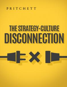 Strategy Culture Disconnection