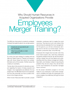 Why Should Human Resources Provide Employees Training