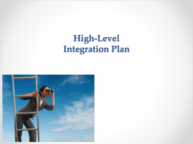High-Level Integration Plan