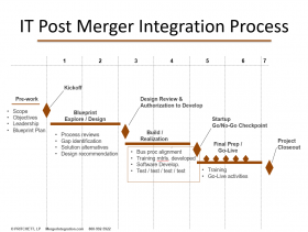 IT Post Merger Integration Process