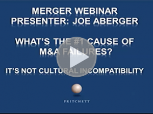 What's the #1 Cause of Merger Failure?