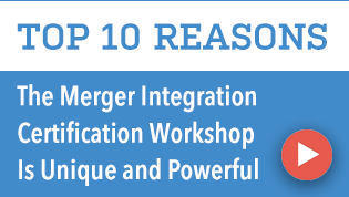 merger integration workshop